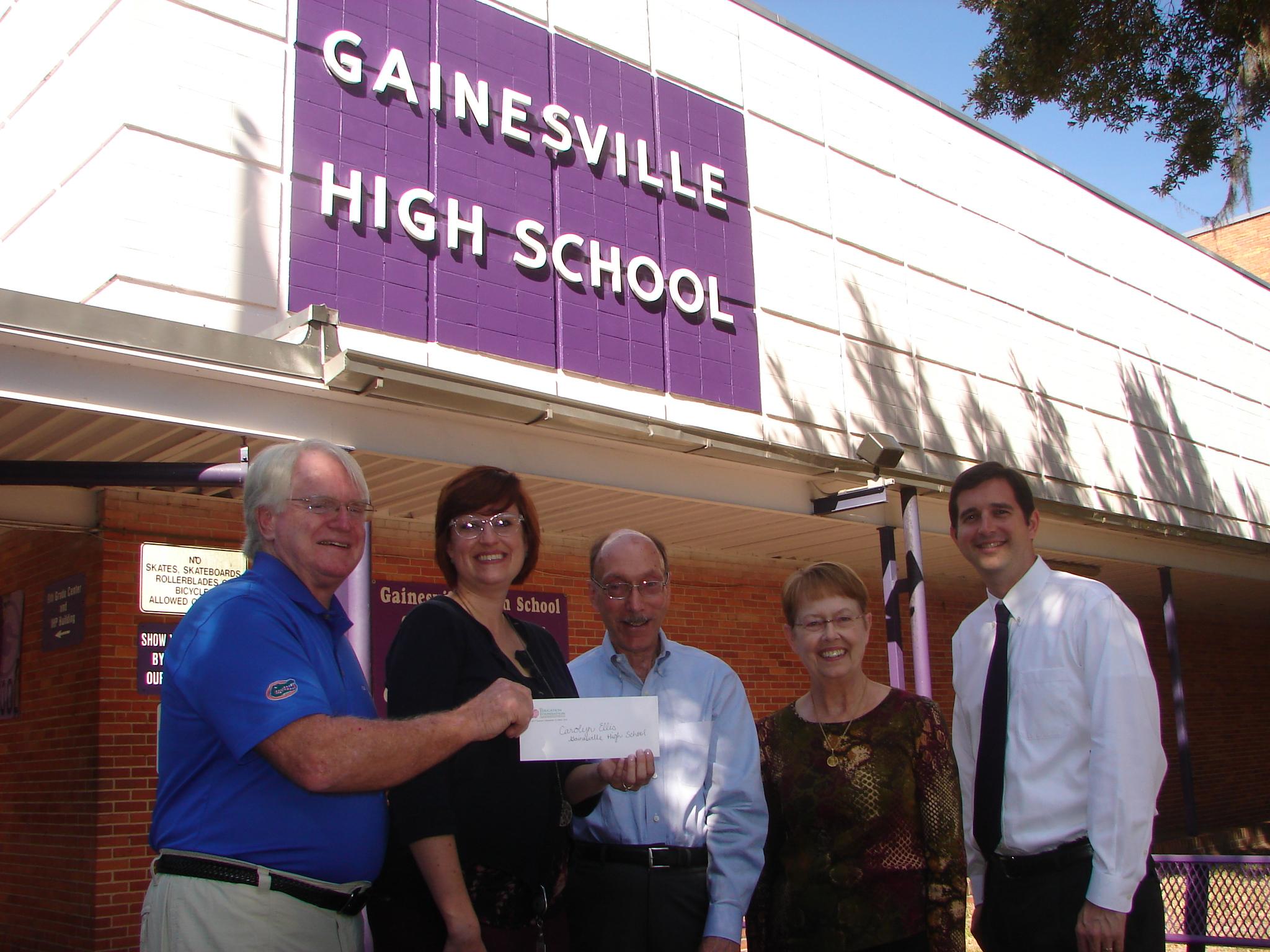 Gainesville High School Class of 1962